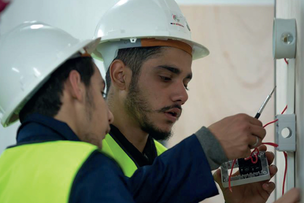 Accelerated Vocational Training Center for the Economic Inclusion of Tripoli's Youth in Lebanon